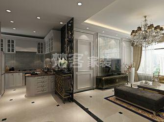经济型70平米一室一厅新古典风格厨房图片大全