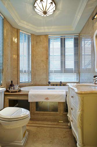 70平米公寓美式风格卫生间装修案例