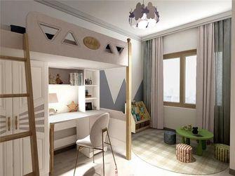 140平米三室两厅日式风格儿童房装修效果图