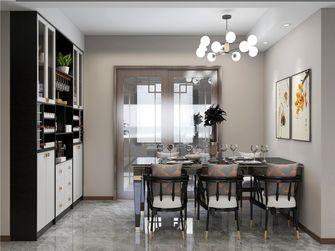 130平米四室两厅新古典风格餐厅图片大全