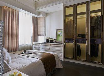 120平米三室一厅新古典风格卧室图片