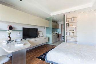 60平米一室一厅北欧风格卧室欣赏图