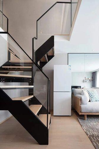 田园风格楼梯间装修案例