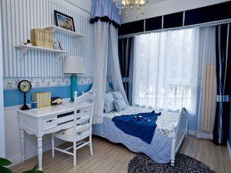 120平米三室两厅地中海风格儿童房图片大全