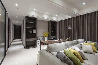 120平米三室一厅混搭风格走廊设计图