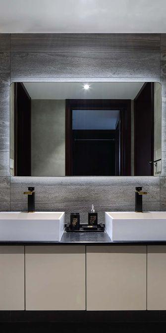 120平米三室两厅中式风格卫生间装修效果图