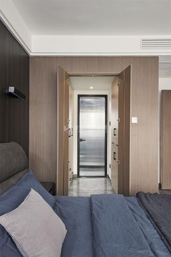 3万以下80平米三室一厅现代简约风格衣帽间装修案例