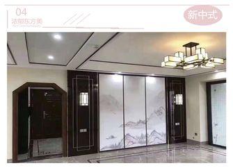 经济型120平米三室两厅田园风格书房设计图