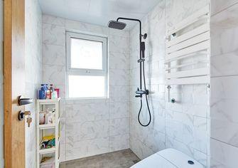 70平米三室两厅日式风格卫生间装修效果图