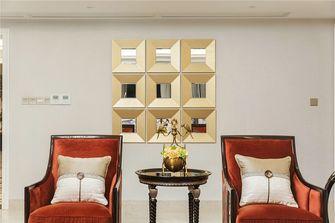 130平米三室三厅新古典风格书房效果图