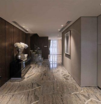 140平米别墅现代简约风格玄关背景墙图片大全