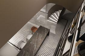 140平米別墅混搭風格樓梯間裝修圖片大全