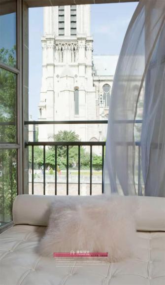 60平米公寓其他风格阳台装修图片大全