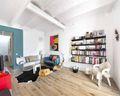 30平米超小户型现代简约风格客厅图