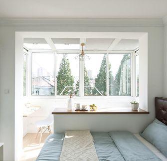 90平米三室两厅北欧风格阳光房装修效果图