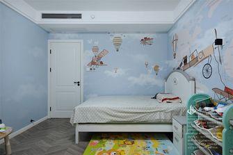 110平米北欧风格儿童房图片