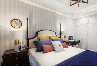 120平米三室两厅欧式风格卧室装修案例