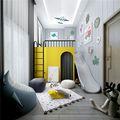 140平米三混搭风格儿童房装修效果图