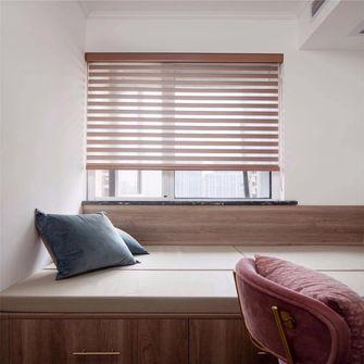120平米四室一厅宜家风格书房图片