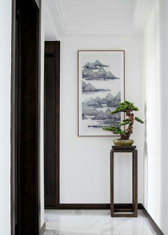 120平米四室两厅中式风格走廊欣赏图