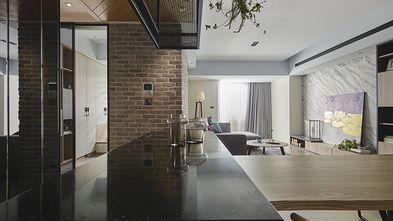100平米三室两厅混搭风格餐厅图片