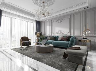 90平米三室一厅法式风格卧室欣赏图
