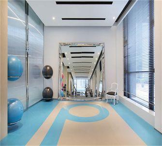 140平米混搭风格健身室图
