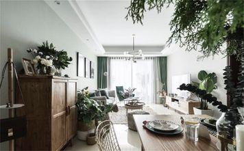 30平米以下超小户型北欧风格客厅图片大全