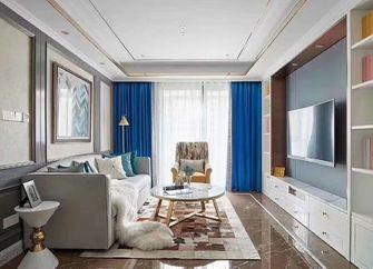 60平米宜家风格客厅图