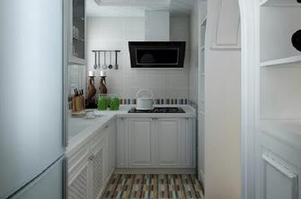 100平米三室两厅地中海风格厨房图
