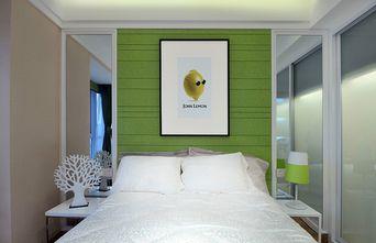 70平米公寓现代简约风格卧室图片大全
