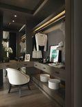 120平米三室一厅中式风格梳妆台欣赏图