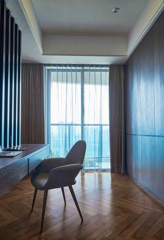 80平米一居室其他风格书房图片