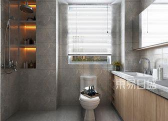 140平米四室两厅北欧风格卫生间图片大全