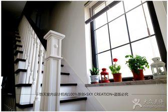 经济型90平米复式北欧风格楼梯装修效果图