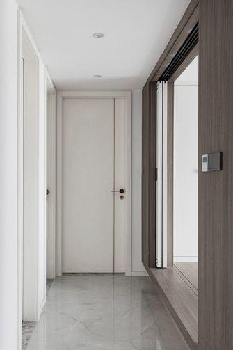 100平米三室两厅法式风格走廊图片