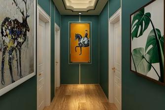 110平米欧式风格走廊图片大全