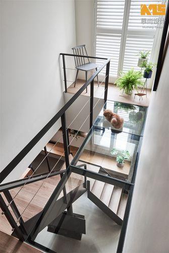 140平米四室两厅日式风格阁楼效果图