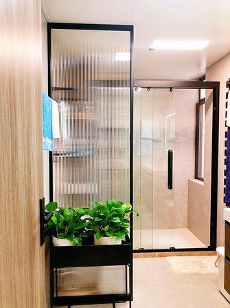 110平米三室三厅欧式风格阳台设计图