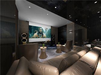 140平米别墅现代简约风格储藏室装修案例