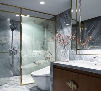 110平米三室一厅中式风格卫生间装修案例