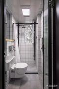 60平米三室一厅日式风格卫生间装修图片大全