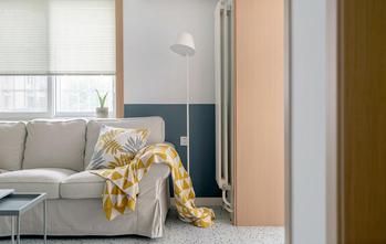 50平米日式风格客厅设计图