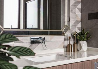 豪华型140平米现代简约风格卫生间装修图片大全