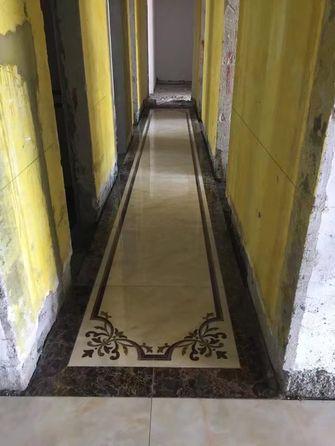 富裕型140平米四室四厅欧式风格走廊装修案例