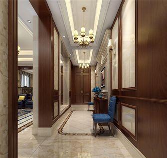 140平米四室三厅现代简约风格走廊图