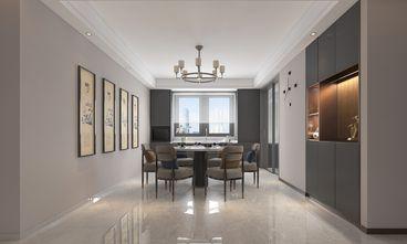 140平米三室三厅中式风格餐厅装修效果图