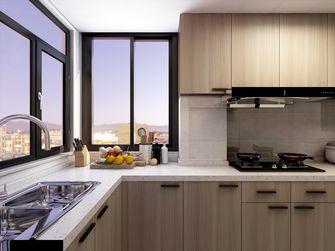 70平米复式北欧风格厨房欣赏图