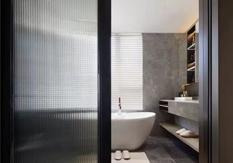 100平米三室一厅现代简约风格卫生间图片