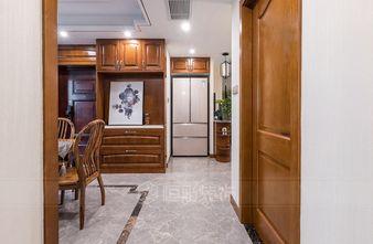 130平米三室两厅中式风格走廊装修案例